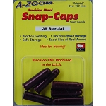 A-Zoom, Snap Caps, 38 Special, 6 Pack